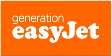 Logo for easyJet